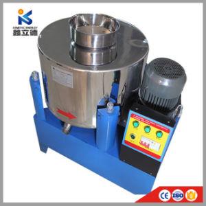Macchinario della centrifuga del filtro dall'olio di arachide che cucina la macchina del filtro dell'olio della noce di cocco con Ce