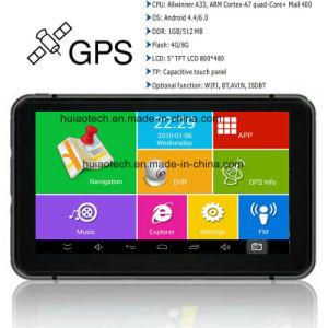 Novo 7.0 Veículo automóvel Veículo Marine navegação GPS com Bluetooth, mapa do Google Android, DVR Estacionamento, câmera, GPS Navigator System, dispositivo de rastreamento de TMC