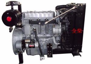 4回の打撃の打撃および水ポンプの使用法58HP 3000rpm 42kwのディーゼル機関