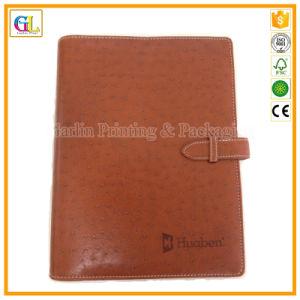 Настраиваемые PU крышку ноутбука с горячей штамповки логотип