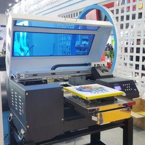 2 인쇄 헤드를 가진 기계를 인쇄하는 의복에 지시하십시오