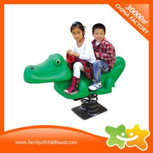 Forma de animales de los asientos dobles cabalgata infantil venta de equipo de reproducción