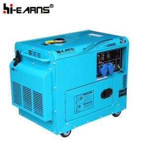 Générateur Diesel De type silencieux DG6500SE