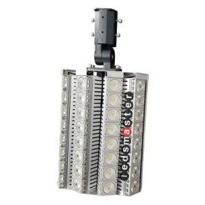 Piscina com IP66 120W luz de rua LED de alumínio 150lm/W