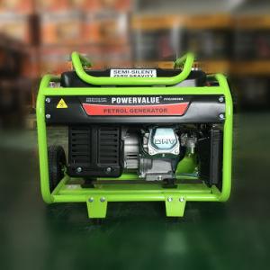 Astra韓国の発電機、定格出力2.8kw 2800W電気ガソリン発電機