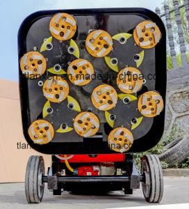 Plancher de béton lourd lissoir Grinder avec panneau Oeperation multifonctionnelle polisseuse de broyage de plancher