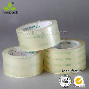 BOPPのパッキングのための高い付着の多色刷りの透過テープ