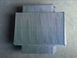 Normale 304 maglia tessuta di filtrazione dell'acqua del diametro 0.2 della maglia 50 60aperture 0.31 0.26mm dell'acciaio inossidabile 0.16mm