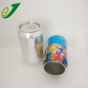 250ML 330ML 355ml 500 ml de latas de cerveza y bebidas de aluminio con tapas