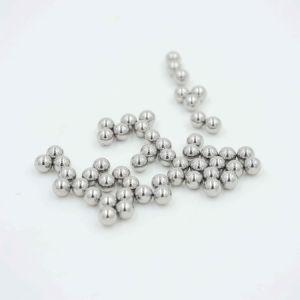 Norma ISO elevada resistência a esfera de aço inoxidável para venda