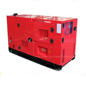 12kw Diesel van Yuchai de Geluiddichte Reeks van de Generator