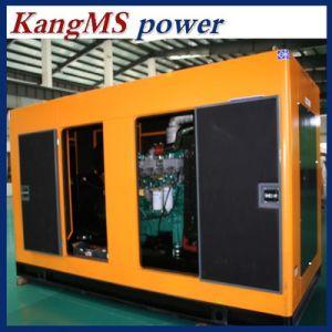 gruppo elettrogeno diesel insonorizzato di 30kw Shangchai