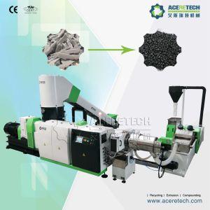PLCは粒状になる機械をリサイクルする単一ねじ押出機を制御する