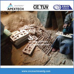 空アルミニウム版の木工業のボードの切断の彫版機械
