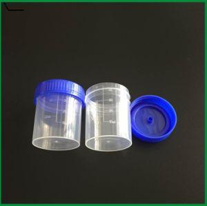 Spécimen de l'urine conteneur en plastique jetables