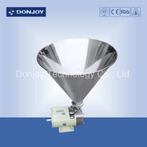 Le mélange de qualité alimentaire de la pompe avec capteur de détection de solides en option