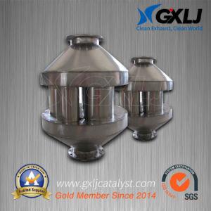 DPF Russ-Filter für 28 Liter-Cummins-Reservedieselgenerator Genset