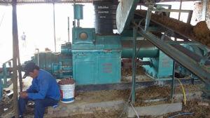 中国製安い価格の真空の煉瓦作成機械