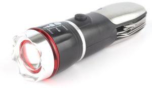 多機能のツール強いライトLED懐中電燈