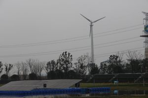 販売の水平の軸線の風力のタービンのための100kw高性能の風発電機