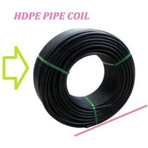 PE de plástico e borracha de HDPE para transferência de gás