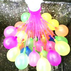 Globos De Agua Bombeo Instantanea Self Sealing Summer Party Magic
