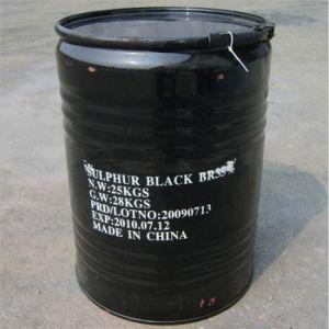 織物の染料のための熱い販売の硫黄の黒