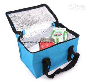 Almoço com isolamento térmico de piquenique Saco térmico para viagens (jp-saco térmico 008)