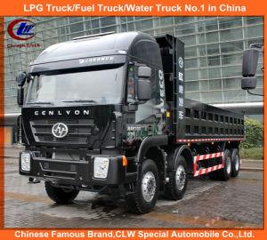 판매를 위한 Iveco 371HP 덤프 트럭 290HP 쓰레기꾼 336HP 팁 주는 사람 30tons