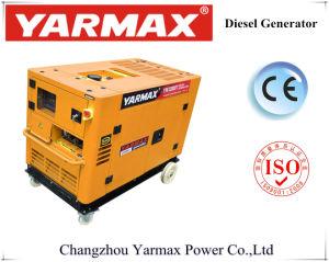 10kVA防音のディーゼル発電機