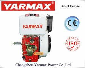 Yarmax 173fのセリウム5HP 4HPのディーゼル機関3000/3600rpmを搭載する電気開始の/Recoilの始動機