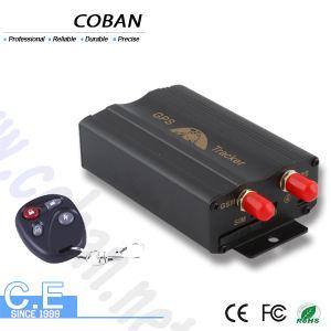 Controle em Tempo Real Veículo GSM, GPRS Rastreador de GPS (GPS103B)