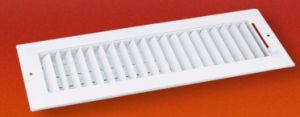 Les Grilles d'amortisseur pour l'utilisation de la paroi latérale du système de CVC