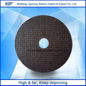 Rotelle di taglio della smerigliatrice di angolo per l'acciaio Inox del metallo