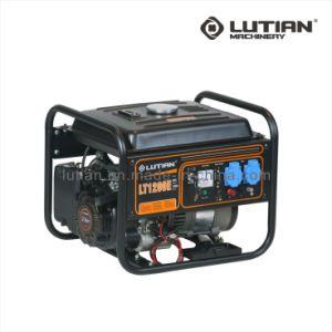 Su uso en casa 1kw/Gasolina gasolina portátil pequeña generadora de energía