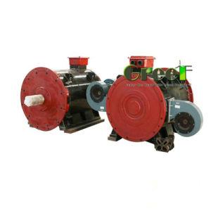 generatore a magnete permanente a bassa velocità di 100kw 100rpm idro con il sistema dell'invertitore e del regolatore