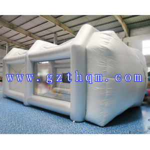 cabine de pulv risation gonflable tente station de travail de qualit gonflable cabine de. Black Bedroom Furniture Sets. Home Design Ideas