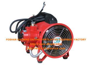 300mm 220V rojo Ventilador El ventilador a prueba de explosión