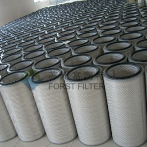 Forst 산업 먼지에 의하여 주름을 잡는 공기 정화 장치 성분