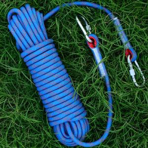 L'escalade de la corde de plein air en polyester 10mm