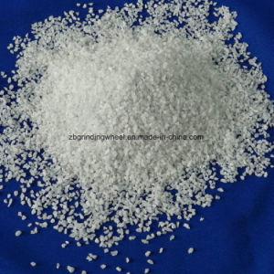 白い溶かされたアルミニウム屑
