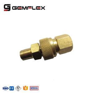 SS304 rapidamente connettono i connettori del tubo flessibile dell'accoppiamento/l'accoppiamento della macchinetta a mandata d'aria acciaio inossidabile