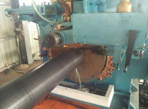 Tubo de Ecrã de poços de petróleo a máquina