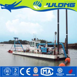 Draga/macchina di aspirazione della sabbia di Julong della fabbrica della Cina/taglierina del fango