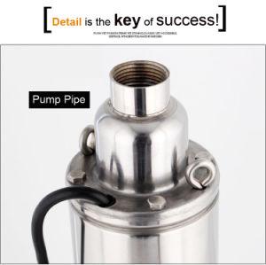 潅漑のための非常に小さい小型マイクロ電気ねじ単一フェーズ1/2 HPのコンデンサーの水ポンプ