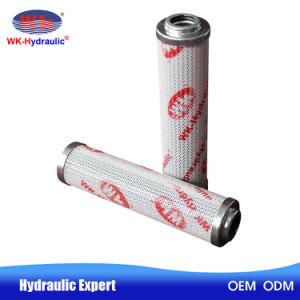 Substituição do Filtro de Óleo Hidráulico Hydac (140G10D)