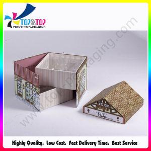 カスタム装飾的で堅いペーパー荷箱折るボックス