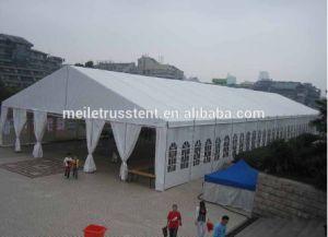 屋外PVC結婚式の玄関ひさしのイベント党1000人のテント