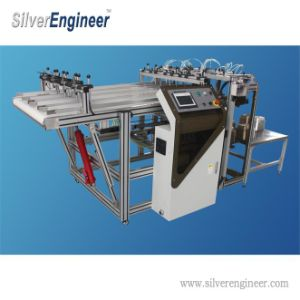 Контейнер из алюминиевой фольги бумагоделательной машины для упаковки продуктов питания одноразовых (SEAC-63A)
