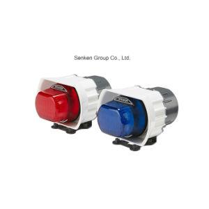 Senken Police lumière LED de Pièces de moto avec haut-parleur et la sirène